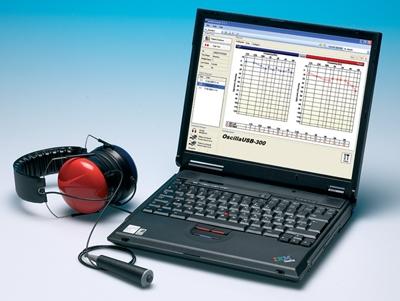 PC Programlı Audiometer